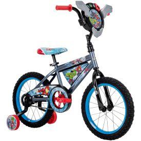 """Marvel Avengers 16"""" boys EZ Build bike"""