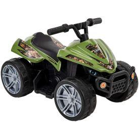 Huffy mini ATV camo-style quad for kids