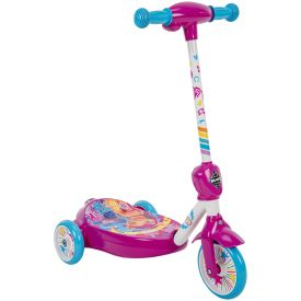My Little Pony Bubble Scooter Kids' Battery Ride-On, Pink, 6V