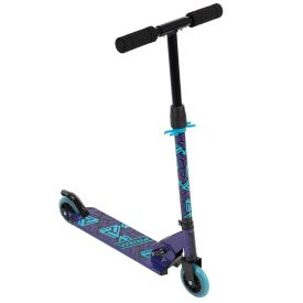 Prizm Kids' Folding Inline Scooter, Violet