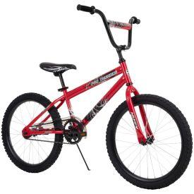"""Red 20"""" Pro-Thunder bike"""