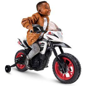 Lifestyle image of kids motorcycle