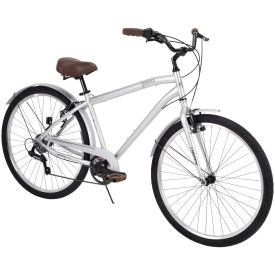 "Sienna men's 27.5"" 7-speed comfort bike"