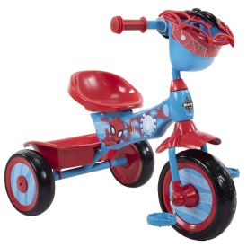 Marvel Spider-Man 3-Wheel Tricycle for Kids