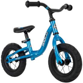 kids 10-inch balance bike in tropic blue