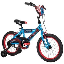 Marvel Spider-Man Kids' Bike, Blue, 16-inch